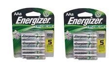 16 Energizer AA Universal Recharge NiMH Batteries 2000 mAh 1.2 V