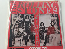 THE ROLLING STONES STONED STONES   2 lp vinyl record set Apollo rec KNEBWORTH 76
