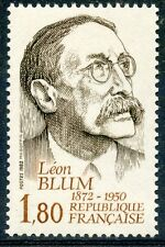 STAMP TIMBRE FRANCE NEUF N° 2251 ** LEON BLUM