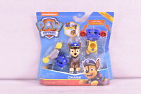 Nickelodeon Paw Patrol Action Pack Figure with 2 clip on Backpacks - CHASE