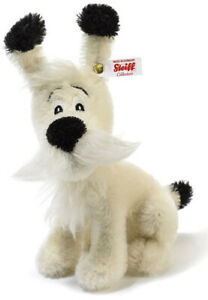 Dogmatix (Idefix) by Steiff - limited edition mohair collectable - 674167 - BNIB