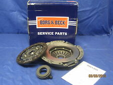 MG NEW BORG AND BECK MGB 1800 3 PIECE CLUTCH KIT, COVER ,PLATE & BEARING rd7
