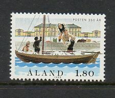 Aland 1988 350th Anniv Postal Service in Aland SG30 unmounted mint stamp