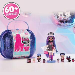 L.O.L. Surprise! Winter Disco Bigger Surprise includes O.M.G. Fashion Doll [NEW]