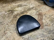 AUDI 80 90 B3 B4 Cabriolet à Droite Côté conducteur Seat Belt Upper Cover Cap Noir