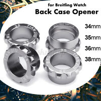 4Pcs 4 in 1 Opener Case Back Open Tool For Breitling Watch 34mm 35mm 36mm 38mm