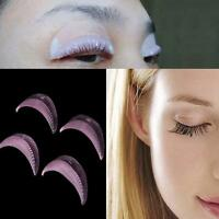 10Pcs/lot Eyelash Lift Perming Silicone Curler Pads Shield Rods Embedded Ridges