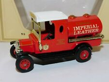 MATCHBOX YESTERYEAR 1912 FORD MODEL T TANKER IMPERIAL LEATHER Y3 CODE 3 REPAINT