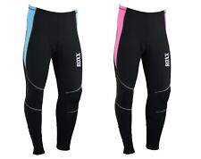 Ladies Cycling Tights Padded Winter Thermal Pants Women Cycle Bicycle Trousers