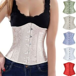 Corset Waist Trainer Slimming Body Shaper Shapewear Underbust Cincher Tummy Belt