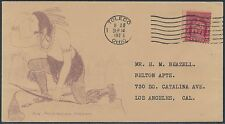 "#680 ON ""AN AMERICAN INDIAN"" FDC CACHET BY BEAZELL TOLEDO, OH CDS CV $525 BS2469"