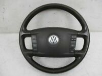 Steering Multifunktionsslenkrad Leather Braun VW Touareg (7LA,7L6,7L) 5.0 V10