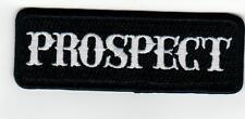 """PROSPECT"" Patch 1%er OUTLAW BIKER Reaper's Anarchy MC Club Crew 666"