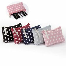Fashion Round Point Zipper Makeup Bags Woman Travel Cosmetic Case Pouch Toiletry