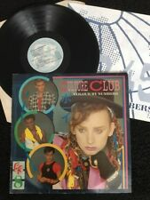 Culture Club - Colour By Number Vinyl LP 6 Page Pic/Lyric Insert Virgin V 2285