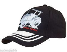 BASEBALL CAP Kappe MASSEY FERGUSON  schwarz/beige mit MF Druck