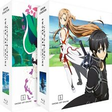 ★ Sword Art Online ★ Intégrale - Edition Collector Limitée [Blu-ray] + DVD