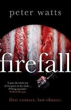 Firefall by Watts, Peter | Paperback Book | 9781786696106 | NEW