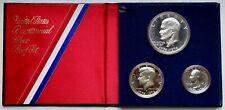 1776-1976S U.S. MINT BICENTENNIAL SILVER PROOF 3-COIN SET