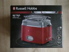 Russell Hobbs 21680-56 Retro Ribbon Red Toaster, NEU + OVP