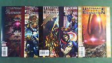 ULTIMATE EXTINCTION 2005 #1-5 Limited Series Set Avengers X-Men *CB2