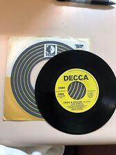 ROCK 45 RPM RECORD - JOHN ENTWISTLE - DECCA 32896 - PROMO