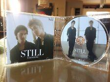 TOHOSHINKI STILL CD JAPAN. Like new!