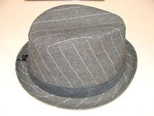 New Era Cap Hat Fedora EK Charleston Grey 2011 NWT S