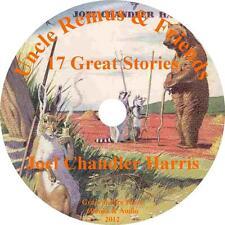 Uncle Remus & Friends, Children's Audiobook Joel Chandler Harris on 2 Audio CDs