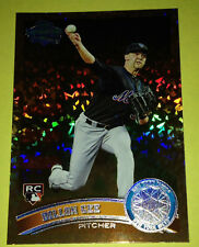 "DILLON GEE 2011 Topps Diamond Anniversary ""GOLD"" Card #203"