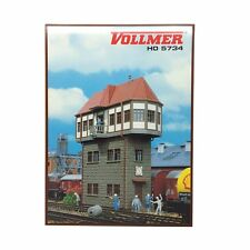 "Vollmer 5734 ( 45734 ) H0 - Stellwerk "" Fellbach "" NEU & OvP"