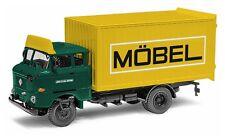 """BUSCH 95117 H0 1:87 ESPEWE: IFA W 50L MK """"Möbel"""" NEU in OVP"""