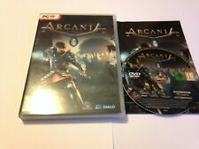 Gothic 4 Arcania RPG Role Playing PC DVD ROM Game 2010 Worldwide Post! Jowood