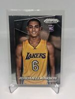 2014-15 Panini Prizm JORDAN CLARKSON Rookie Card RC #287 Jazz/Lakers