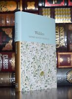 Walden by Henry David Thoreau New Cloth Bound Ribbon Collectible Hardcover