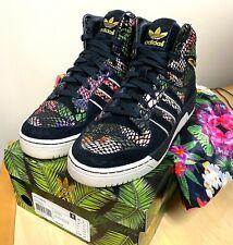 Adidas Originals X Big Sean Attitude Hi Metro Floral Hawaii Snake S84844 /US 9