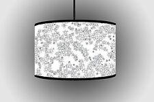 30CM White Black Design Lampshade Ceiling Lampshade Bedroom Lampshade