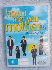 HOW I MET YOUR MOTHER THE COMPLETE FIFTH SEASON (3 DISC BOXSET)  DVD M R4