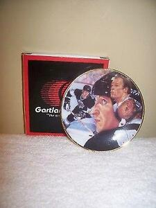 Wayne Gretzky Los Angeles Kings Gartlan Miniature 3 Inch Collector Plate
