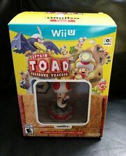 Captain Toad: Treasure Tracker + Toad (Nintendo Wii U, 2016)