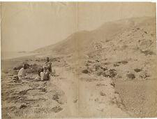 Suédié Séleucie Syrie Albumine Vintage Albumen ca 1880