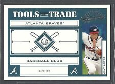2004 Playoff Absolut Memorabilia - Tools of the Trade - #TT64 - Javy Lopez