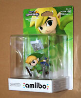 Amiibo Super Smash Bros Nintendo Wii U Nr 22 TOON LINK The Legend of Zelda