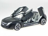 Citroen C-METISSE black matt 2006 diecast model car 181597 Norev 1/18