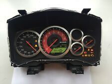 Nissan GTR R35 Nismo Cluster Carbone Speedo et rouge Rev Counter Kit