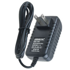 AC Adapter for SuperSonic SC-195 SC-195D SC-195TV 7 Color TFT LCD TV Power Cable