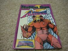 Malibu Sun (1991) #21 Wildstar & Airman (NM)