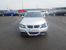 2007 BMW 330D M SPORT 3.0 DIESEL 6 SPEED MANUAL DAMAGED REPAIRABLE SALVAGE