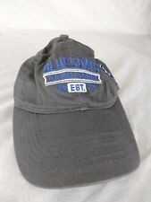 BLUE COATS DRUM CORPS adjustable cap hat gray blue ouray B24