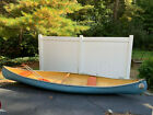 Great Canadian 15 ft. canoe with oars